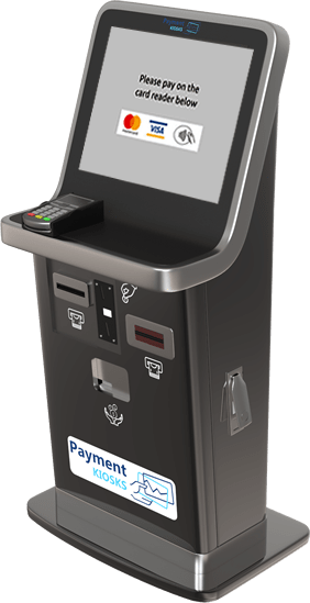 ticketing payment kiosks