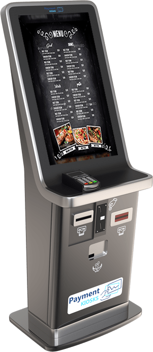 restaurant self service kiosks